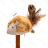 geluid makende muis