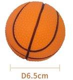 Basketbal hondenspeeltje