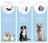 Nagel- / vachttrimmer voor honden en katten_