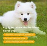 Hondenshampoo witte vacht_