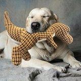 Hondenspeelgoed Grote dino knuffel