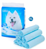 Grote pads hond