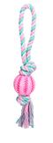 snackbal aan touw