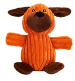 beer knuffel hond