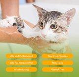 Milde shampoo voor puppy's en kittens_