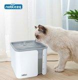 Drinkfontein waterbak met waterfilter_