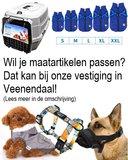 Rugtas transparant Zwart voor hondjes en katten_