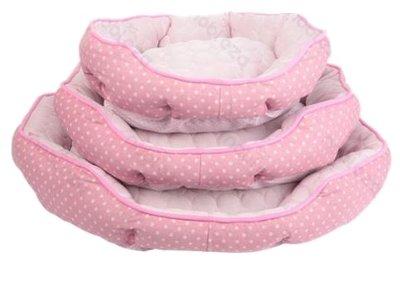 Op = op Honden Koelmand Roze