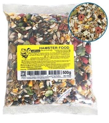 Hamster voeding