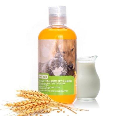 Antibacteriële vlooienshampoo voor honden en katten