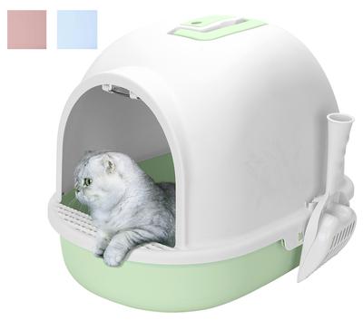 Gesloten kattenbak Hype-one