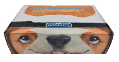 Honden speelgoed box