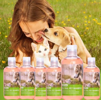 Shampoo mild neutraal voor honden en katten