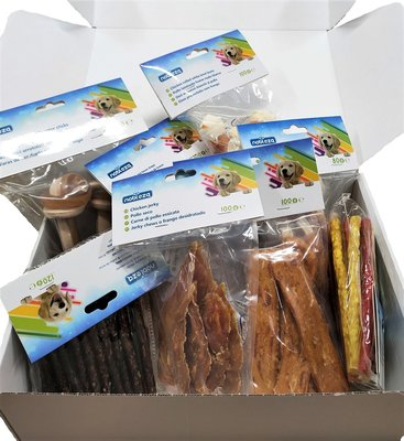 Snackbox voor honden