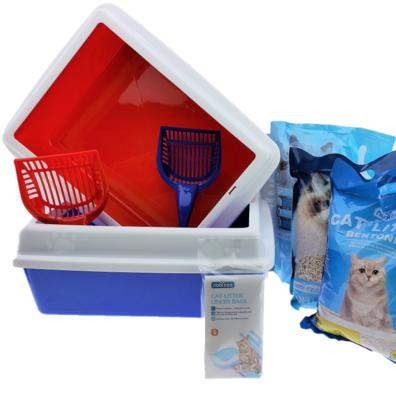 Kattenbak pakket standaard