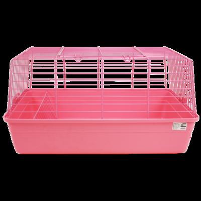 Konijnenkooi Roze