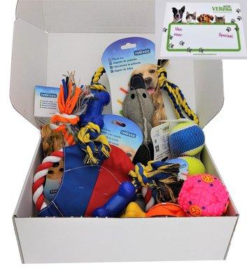 Cadeau pakket M voor honden