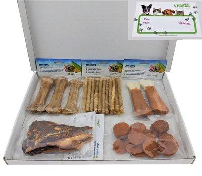 Honden Snack Cadeau box S