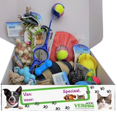 Honden Cadeau pakket L