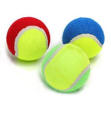 Hondenspeelgoed Massief rubber tennisbal
