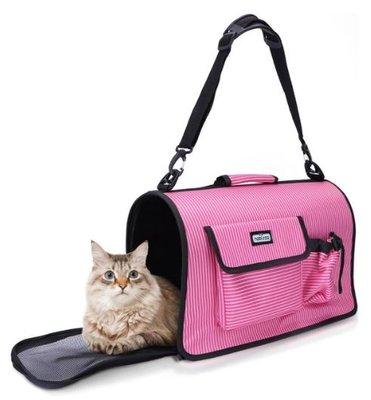 Draagtas hondjes en katten Roze