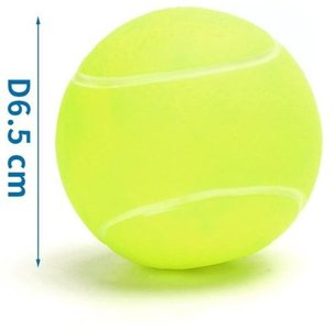 Tennisbal vinyl hondenspeeltje