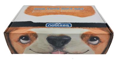 cadeau box hond